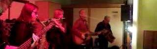 SheerHopody Barn Dance Band performing Rochdale Coconut Dance
